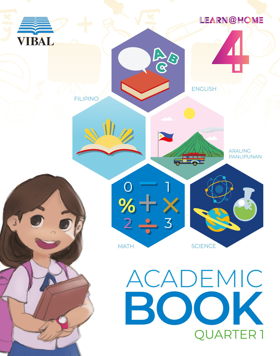 Academic Book Grade 4 (Learn at Home)