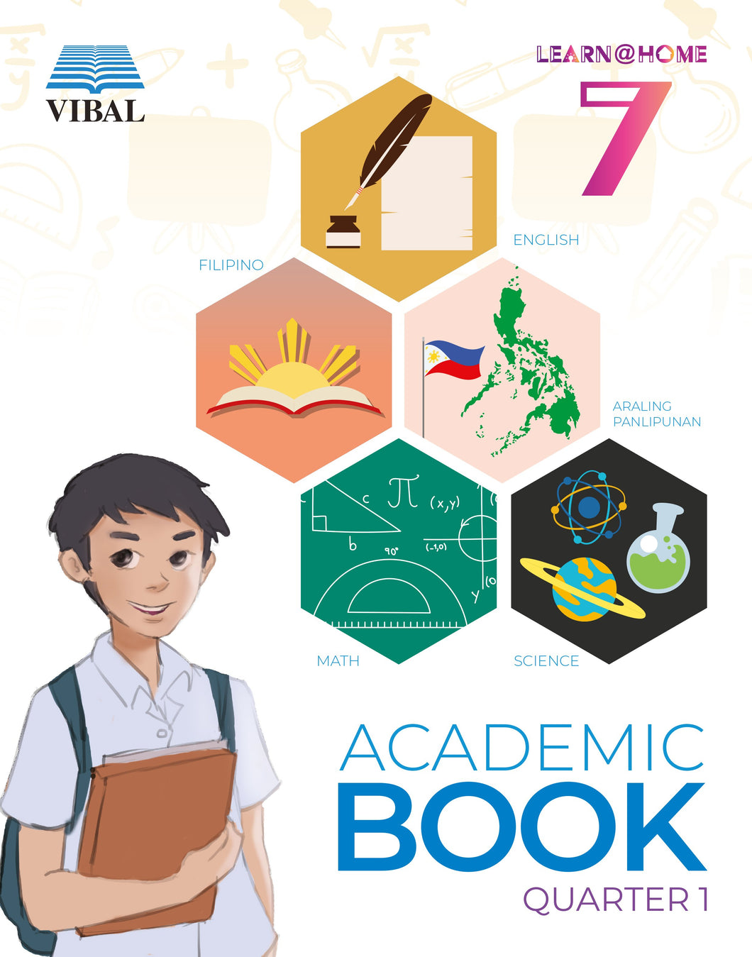 Academic Book Grade 7 (Learn at Home)