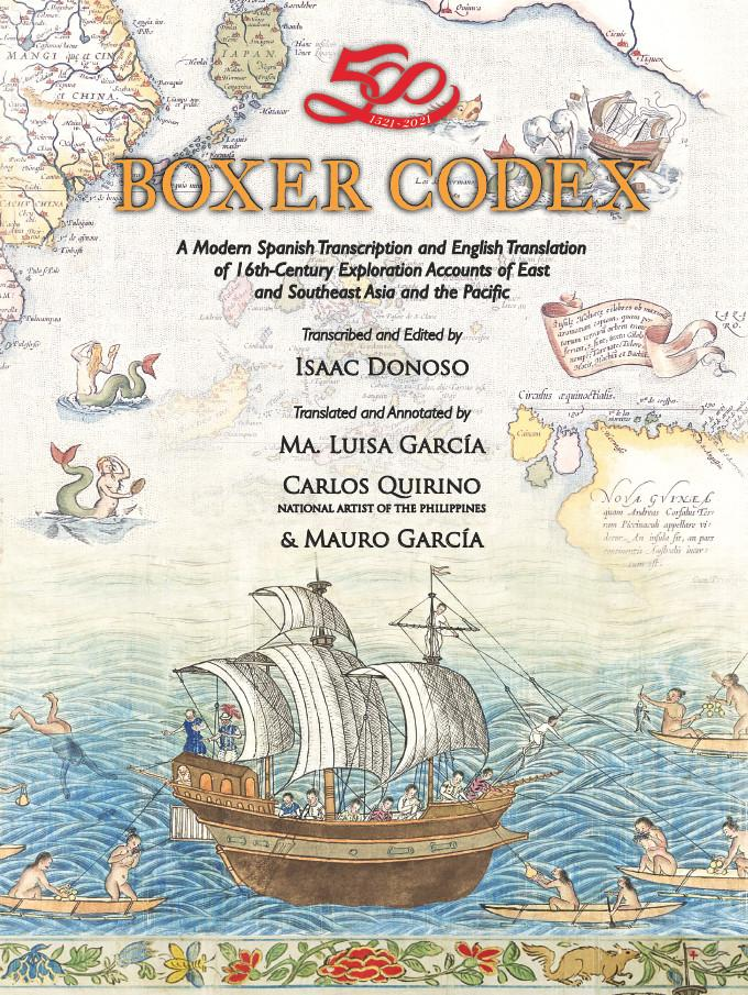 Boxer Codex (Softbound)