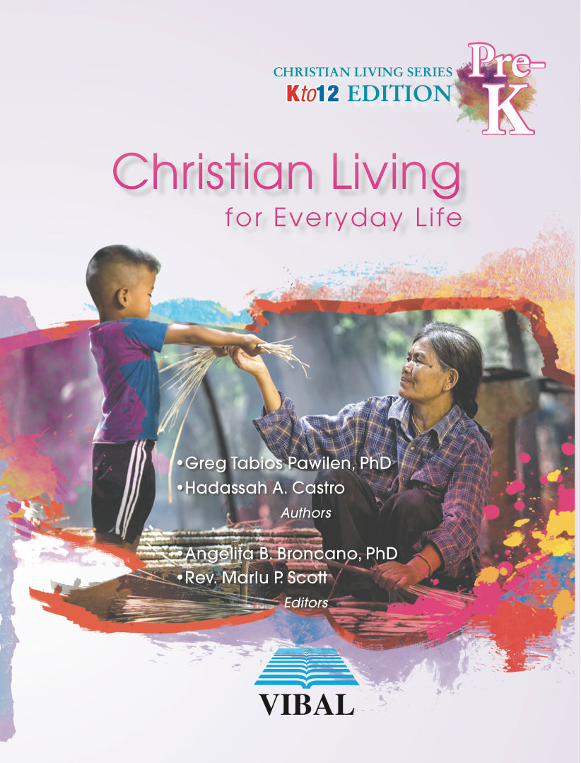Christian Living in Everyday Life Pre-K (Values Education)