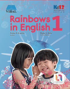 Rainbows in English Grade 1 (English)