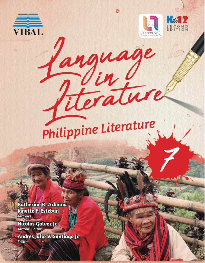 Language in Literature: Philippine Literature Grade 7 (2nd Ed.) (English)