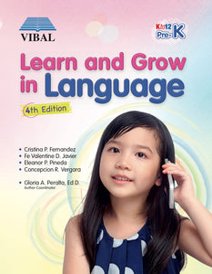 Learn and Grow in Language Pre-K (English)