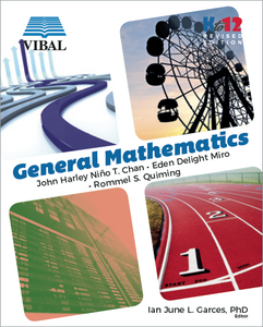 General Mathematics (Revised) (SHS)