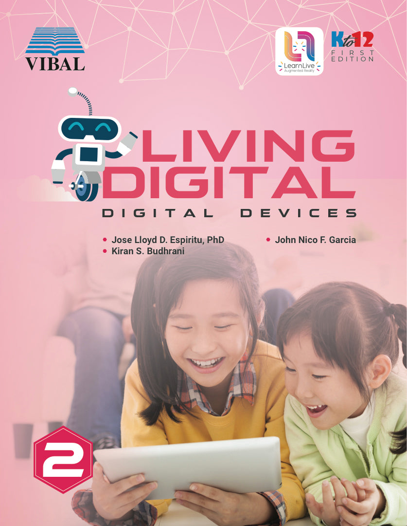 Living Digital Grade 2: Digital Devices (ICT)