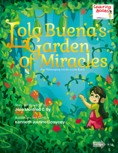 Lola Buena's Garden of Miracles