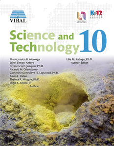 Science and Technology Grade 10 (Revised Edition)