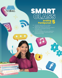 Smart Homeschool Kit Araling Panlipunan (Grade 5)