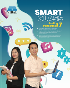Smart Homeschool Kit Araling Panlipunan (Grade 7)