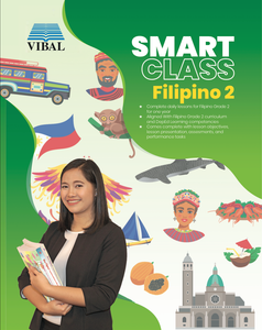 Smart Homeschool Kit Filipino (Grade 2)