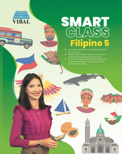 Load image into Gallery viewer, Smart Homeschool Kit Filipino (Grade 5)