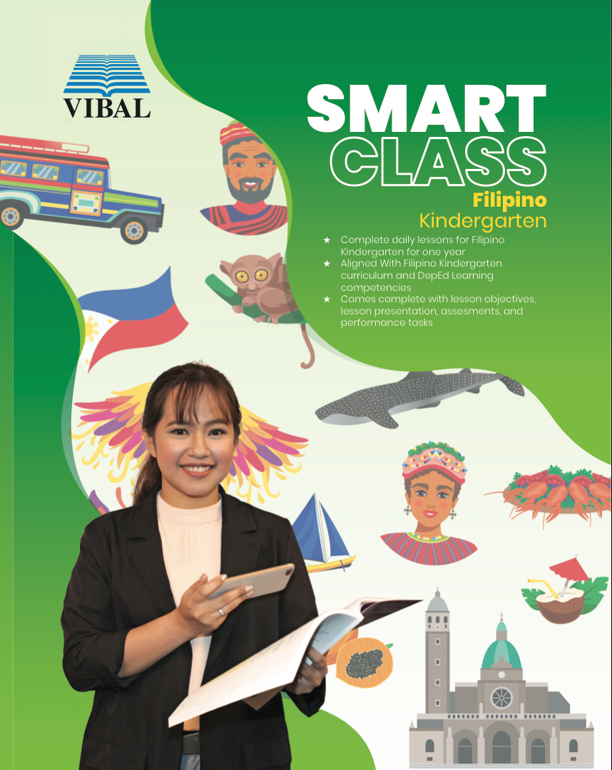 Smart Class Filipino Kinder