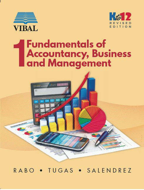 Fundamentals of Accountancy, Business, and Management 1 (ABM) (Academic) (SHS)