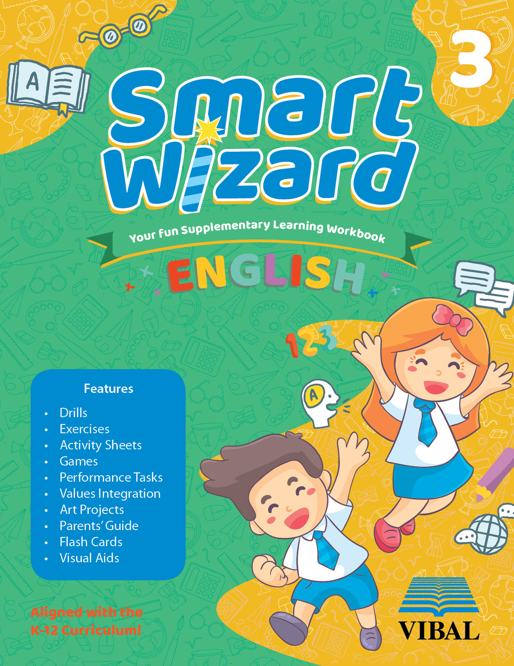 Smart Wizard English Grade 3