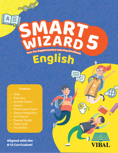 Smart Homeschool Kit English (Grade 5)