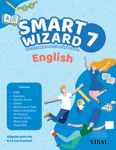 Load image into Gallery viewer, Smart Homeschool Kit English (Grade 7)