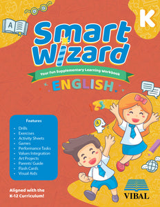 Smart Homeschool Kit English (Kinder)