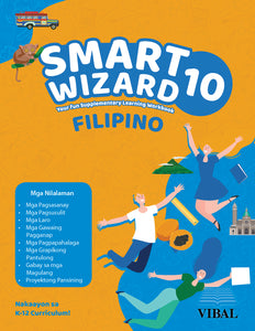 Smart Homeschool Kit Filipino (Grade 10)