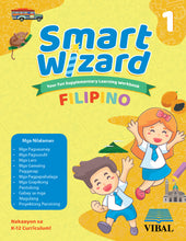 Load image into Gallery viewer, Smart Homeschool Kit Filipino (Grade 1)
