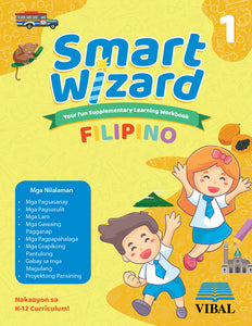 Smart Homeschool Kit Filipino (Grade 1)
