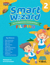 Load image into Gallery viewer, Smart Homeschool Kit Filipino (Grade 2)
