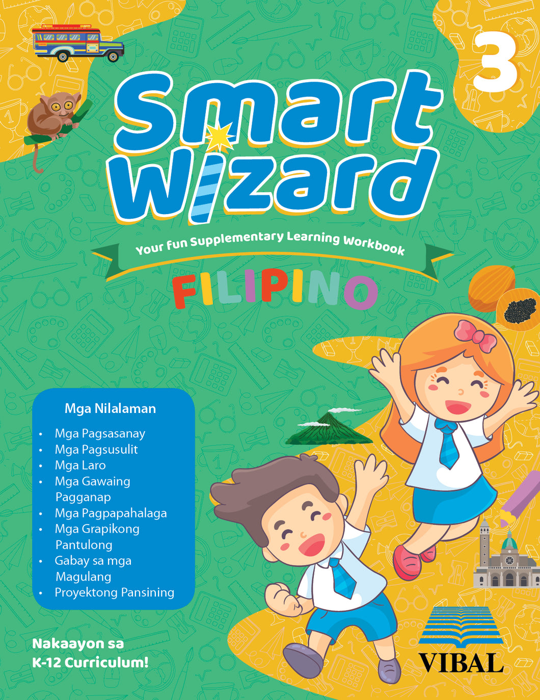 Smart Wizard Filipino Grade 3