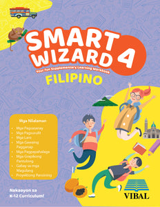 Smart Wizard Filipino Grade 4