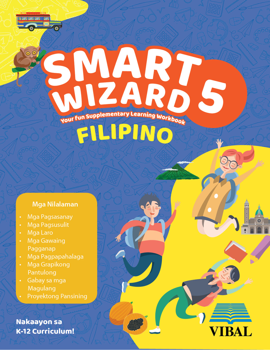 Smart Wizard Filipino Grade 5