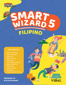 Smart Homeschool Kit Filipino (Grade 5)