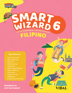 Smart Homeschool Kit Filipino (Grade 6)