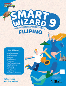 Smart Wizard Filipino Grade 9