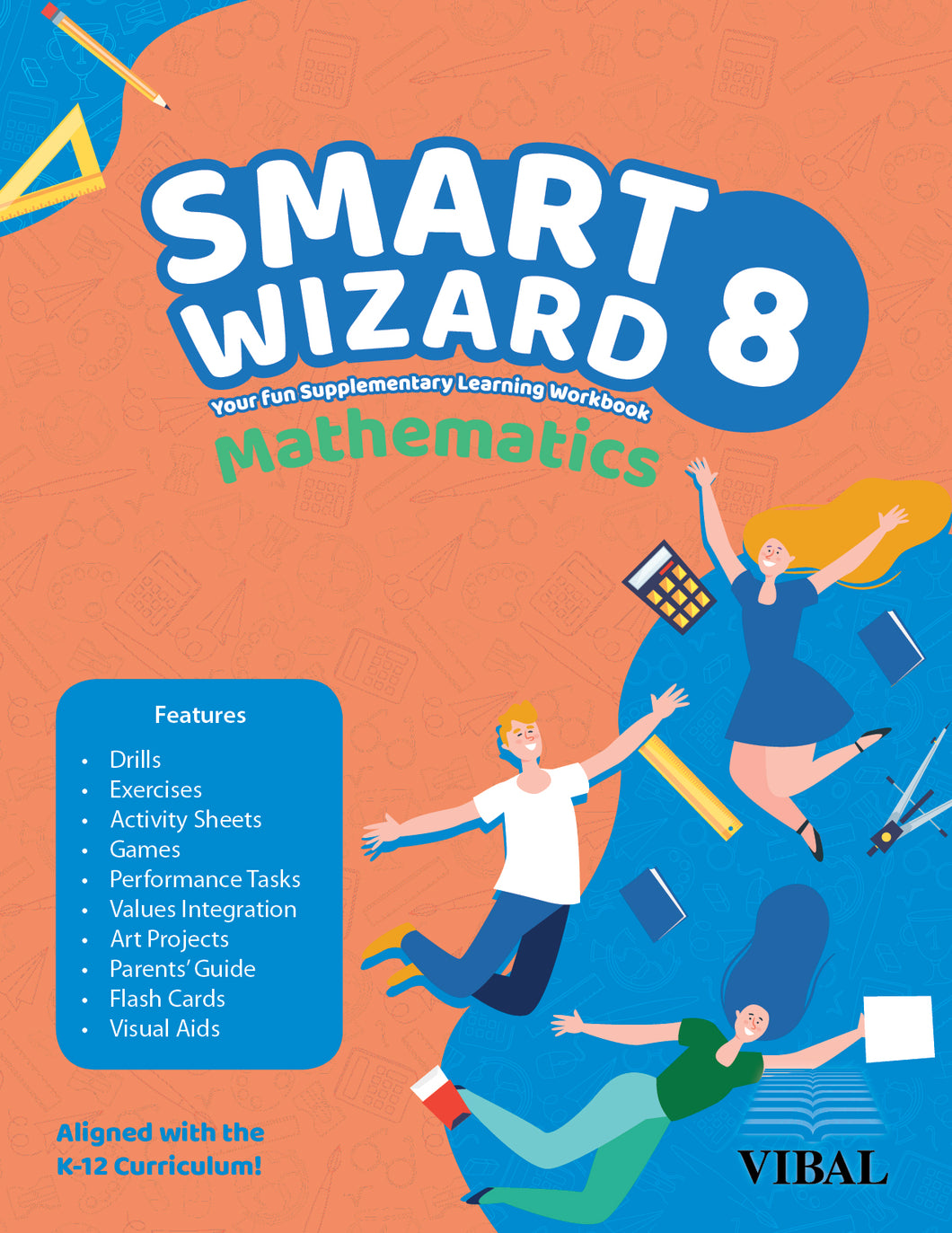 Smart Homeschool Kit Math (Grade 8)