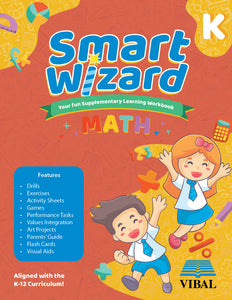 Smart Wizard Math Kinder