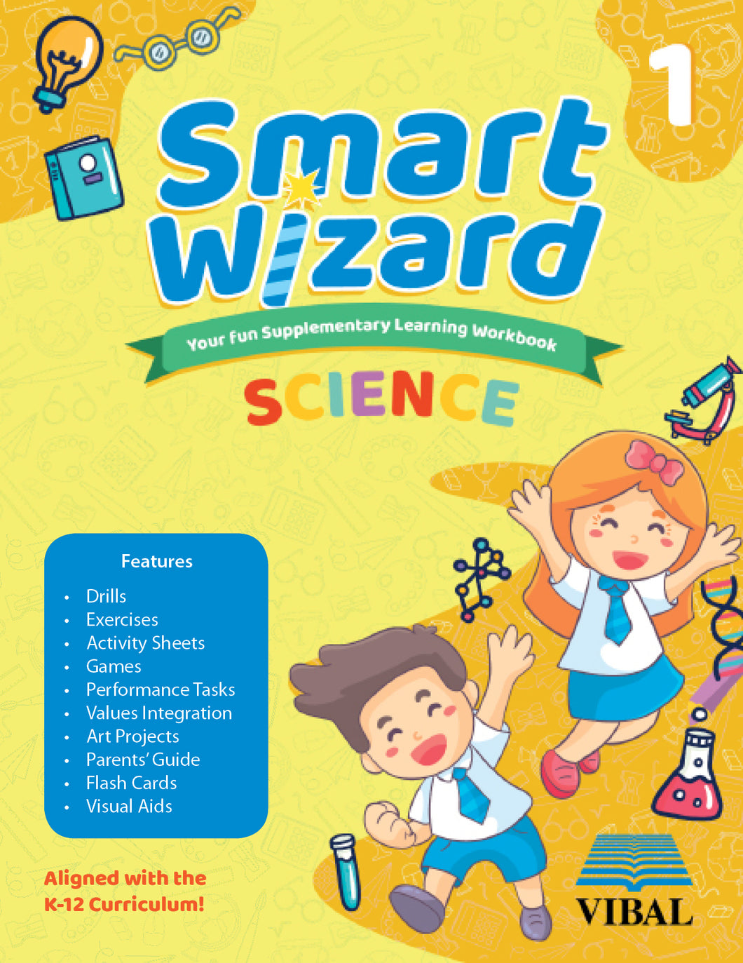 Smart Wizard Science Grade 1
