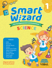 Load image into Gallery viewer, Smart Homeschool Kit Science (Grade 1)