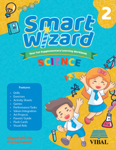 Smart Wizard Science Grade 2