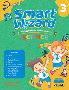 Smart Wizard Science Grade 3