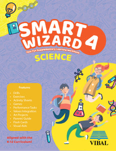 Smart Wizard Science Grade 4