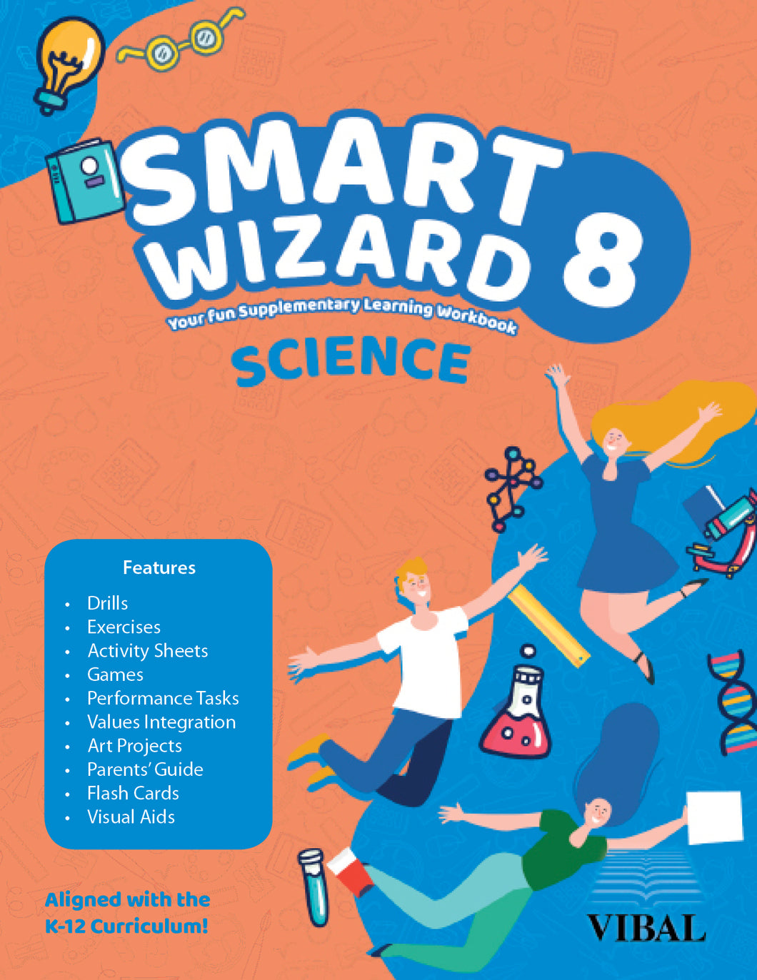 Smart Wizard Science Grade 8