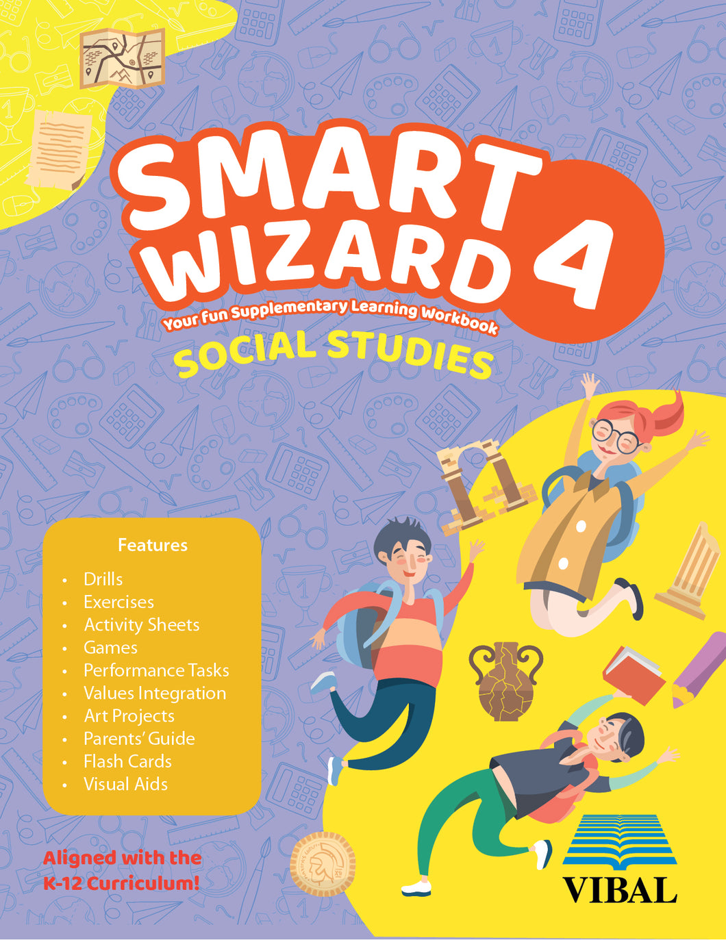 Smart Wizard Social Studies Grade 4