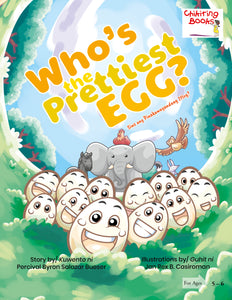 Who's the Prettiest Egg?