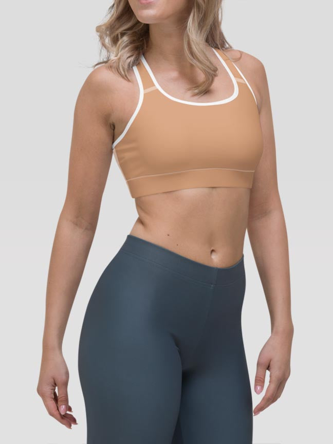 Chai Clash Sports Bra