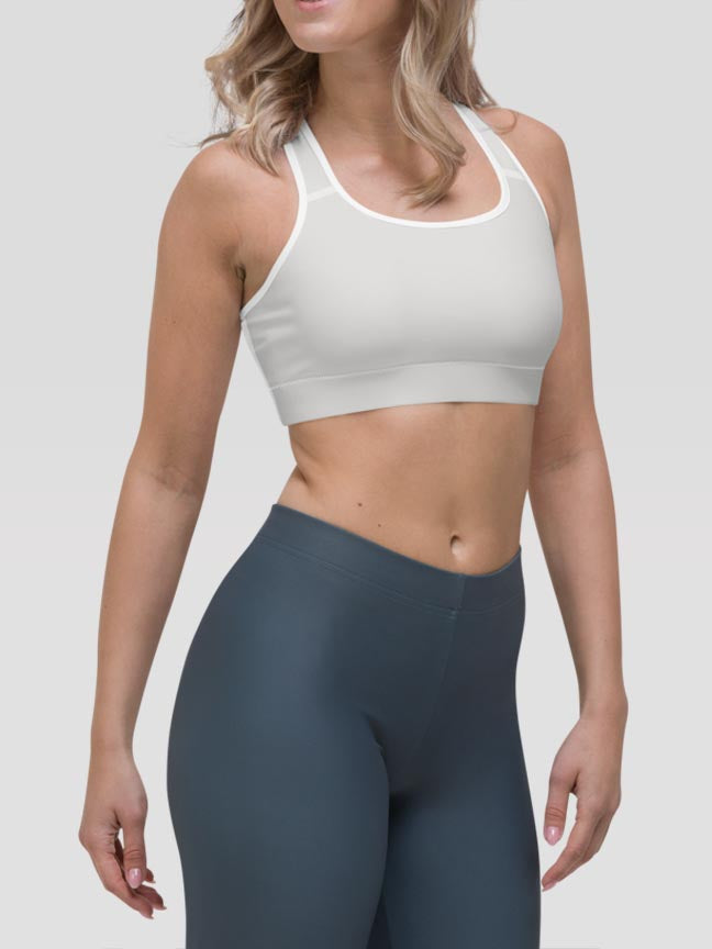 Fog Clash Sports Bra
