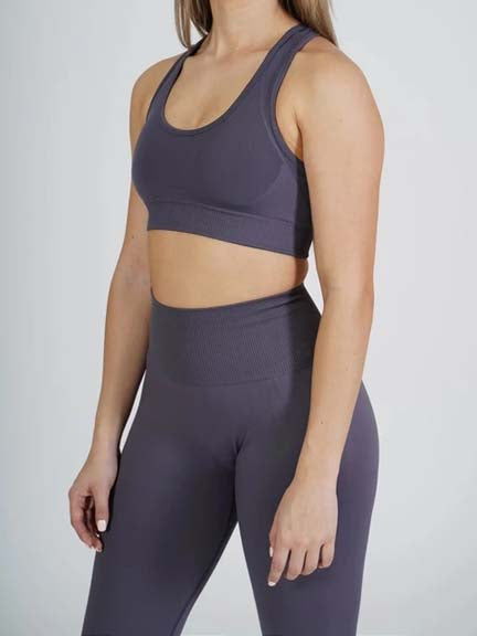 Graphite Topanga Sports Bra