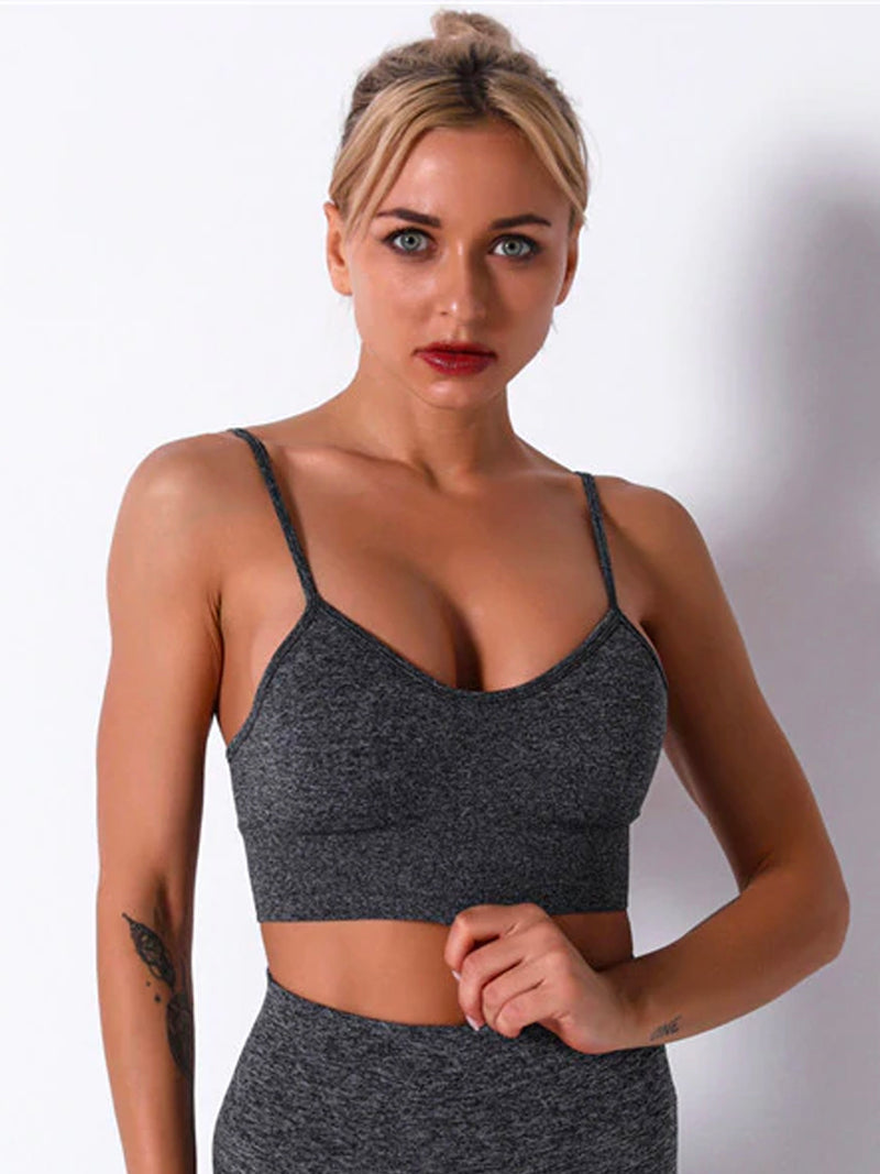 Server Sports Bra by Booty Clothing