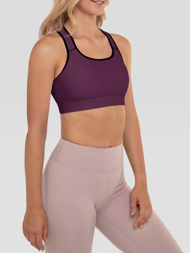 Jewel Alpha Padded Sports Bra