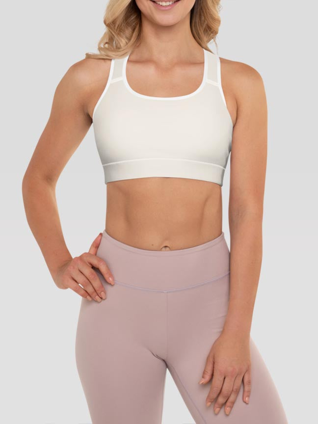 Mist Alpha Padded Sports Bra