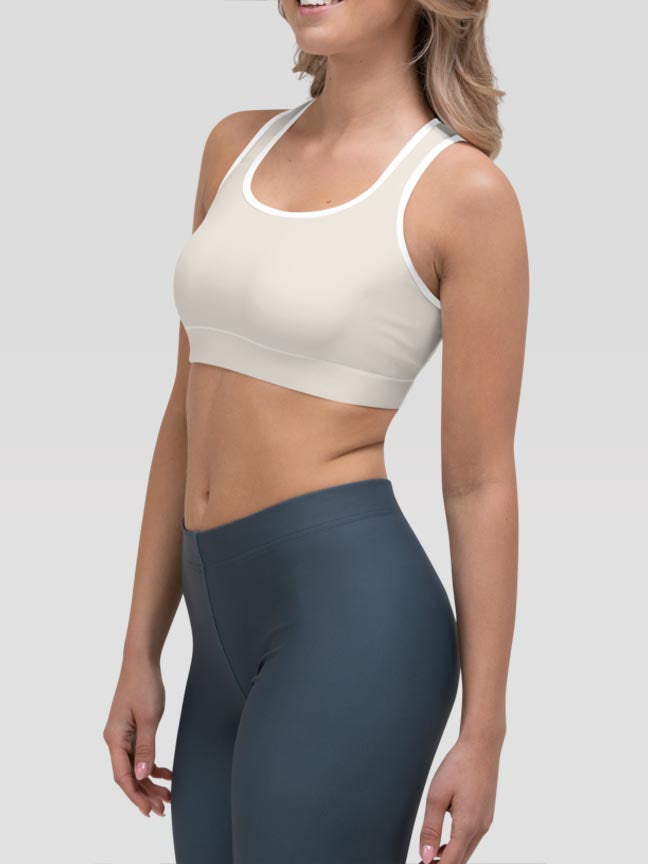 Mist Clash Sports Bra