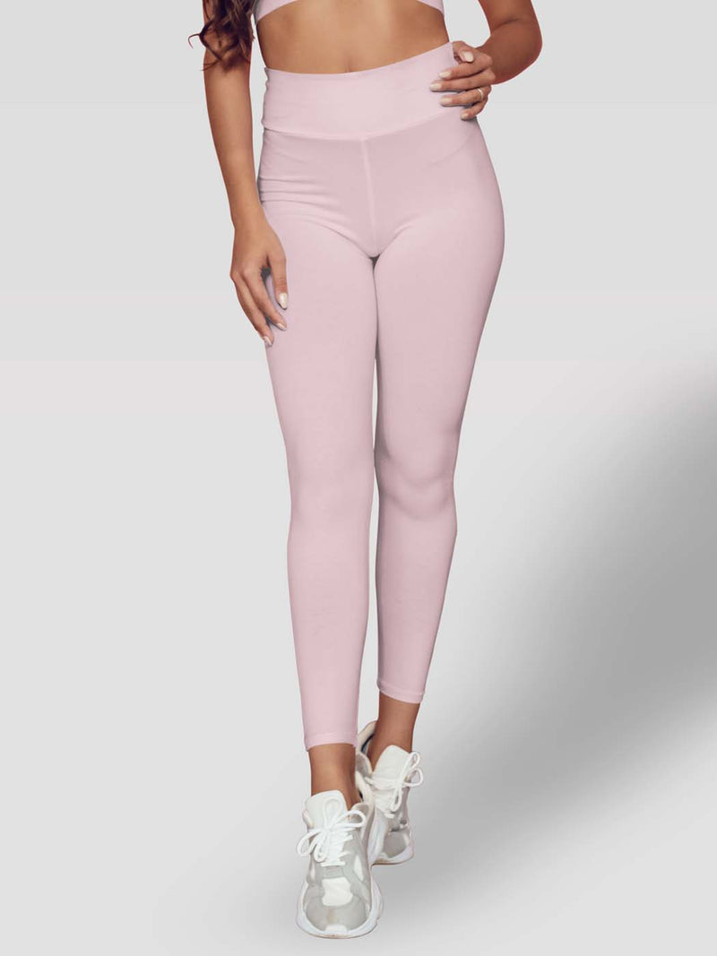 Pastel Pink Elation Legging