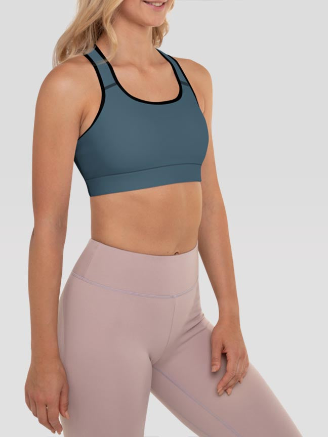 Stone Alpha Padded Sports Bra